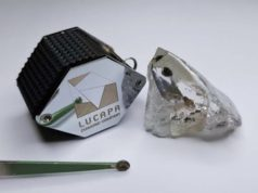 Lucapa Diamond Company ASX LOM Angola Type IIa carat recovered Lulo