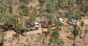 Moho Resources ASX MOH gold base metal Empress Springs