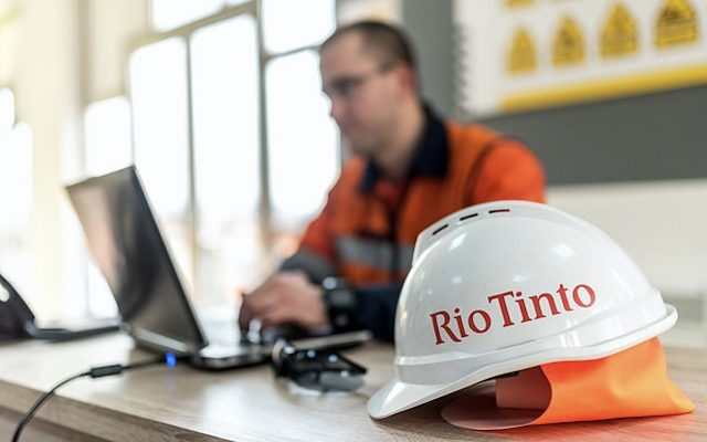 Technicals And Fundamentals:: Rio Tinto plc, (NYSE: RIO)