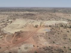 West African Resources ASX WAF Sanbrado gold project Burkina Faso intercepts