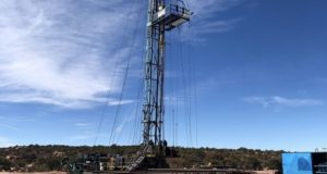 Anson Resources ASX ASN Skyline drill pad well lithium Cane Creek