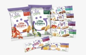 Bubs Australia ASX BUB post-infant market launch organic toddler snacks