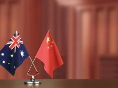 China rescue Australia economy trade war recession stimulus growth