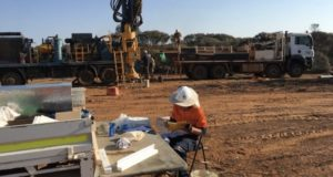 Alt Resources ASX ARS Quinn's open pit review Mt Ida gold project