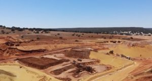 Image Resources ASX IMA mineral sands ore feed grade Boonanarring zircon