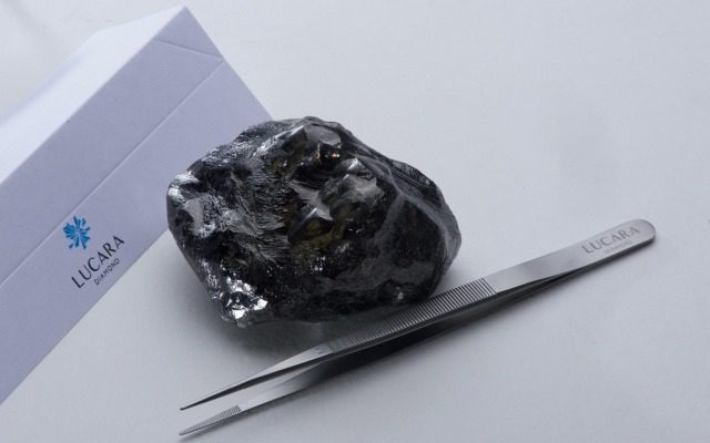Lucara Diamond Corp Botswana world's second largest
