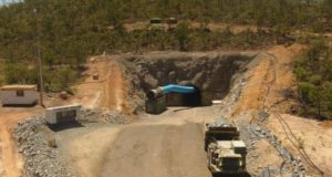 Red River Resources ASX RVR Thalanga record production zinc copper lead