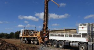 Bowen Coking Coal ASX CBC Isaac River drilling program new targets