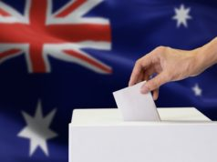 Share market Australia election 2019