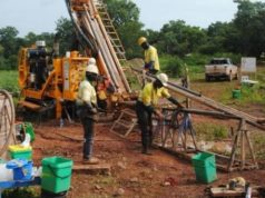 Manas Resources ASX MSR Mbengue gold Barrick Tongon
