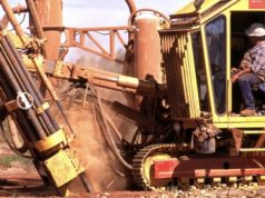 Meteoric Resources ASX MEI diamond drill rig commence Juruena gold Brazil