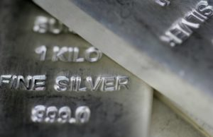 Silver price chart breakout 2019 gold bull run market