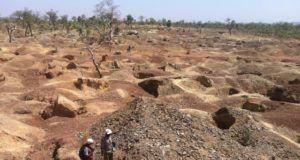 African Gold ASX A1G Western Mali Cote D'Ivoire