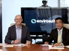 Envirosuite ASX EVS China Beijing BHZQ Environmental Engineering Technologies Zhigang Zhang