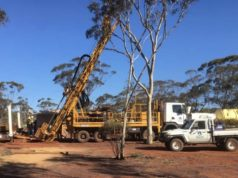 Black Cat Syndicate ASX BC8 Myhree gold first drill hole