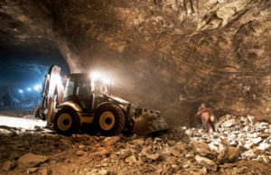 BDO underground mining electrification