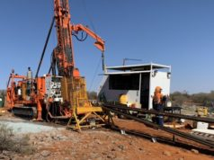 Liontown Resources ASX LTR Kathleen Valley lithium tantalum project drilling