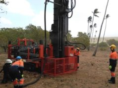 MRG Metals ASX MRQ heavy mineral sands Mozambique Koko Massava assay results