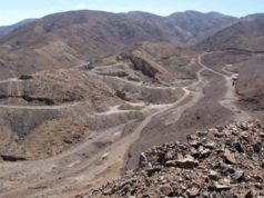 Tesoro Resources Plukka TSO PKA Chile gold