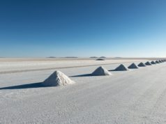 World's largest lithium resources reserves Bolivia Evo Morales