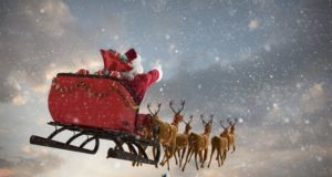 Santa rally share market ASX stock market 2019 investing