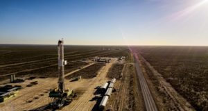 Winchester Energy Mustang oil field well gas Strawn Sand ASX WEL