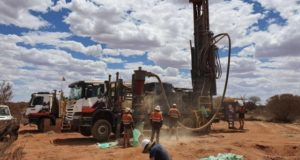 Rumble Resources ASX RTR drilling Earaheedy Project zinc lead