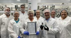 THC Global Group ASX GMP manufacturing licence Southport Facility