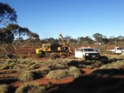 Lefroy Exploration Lucky Strike gold ASX LEX RC drilling