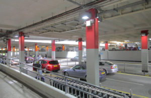 Smart Parking ASX SPZ London Gatwick Airport