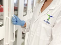 Medlab Clinical NanaBis ASX MDC cancer trial results Royal North Shore Hospital