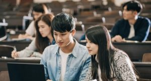 OpenLearning Alibaba Cloud mainland China online education ASX OLL
