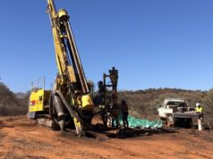 Bryah Resources ASX BYH manganese Brumby Creek Prospect RC drilling OM OMH