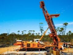 Kin Mining ASX shallow gold Cardinia Hill intercepts mineralisation