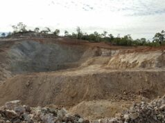 Laneway Resources ASX LNY Sherwood deposit Agate Creek Gold Project North Queensland mining