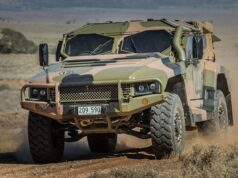 Advanced Braking Technology ASX ABV Thales Australia Hawkei PMV-L Protected Mobility Vehicle Light project VEEM