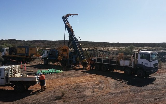 Alto Metals ASX AME gold Lord Nelson deposit Sandstone project