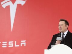 Elon Musk nickel Tesla battery electric car vehicle