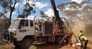Legacy Iron Ore ASX LCY gold Mt Celia project