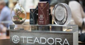 Crowd Media Teadora beauty products Amazon Europe ASX CM8