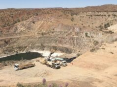 Meteoric Resources MEI ASX Butchers Creek open pit gold Palm Springs Kimberley