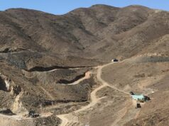 Tesoro Resources El Zorro gold footprint Chile ASX TSO