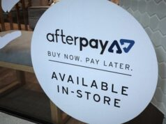 Afterpay Paypal value shares ASX APT