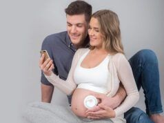 HeraMED eCare21 ASX HMD smart solution in-home maternity care US patients