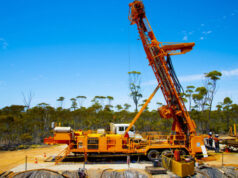 Kingston Resources ASX KSN Livingstone Kingsley gold drilling