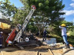 Los Cerros ASX LCL intersects thick mineralisation Tesorito target Quinchia gold project