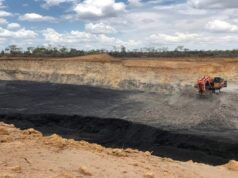 Blue Energy Stanmore Coal mine gas lower emissions mine safety ASX BLU SMR Isaac Plains