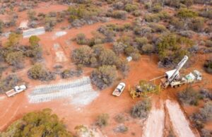 Estrella Resources ASX ESR survey defines nickel sulphides Carr Boyd project