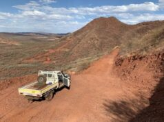 Kalamazoo Resources ASX KZR maiden drilling Ashburton gold project