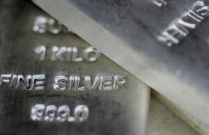 Silver prediction Citi Goldman Sachs 2020 2021 price